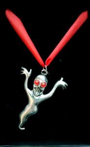 ketting spook