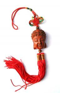 gelukshanger boeddha