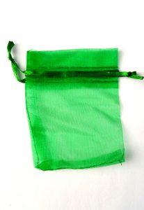 zakje groen