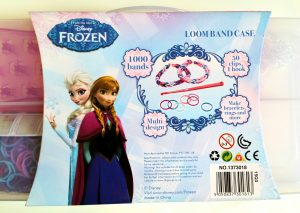 frozen-loomband
